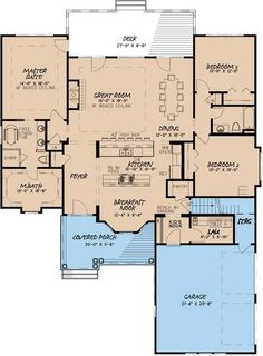 Main Floor Plan: 12-