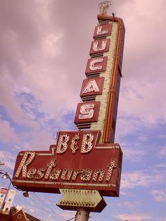 old signs in dallas | Old sign - Dallas