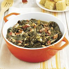 Southern Style Greens