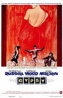 Gypsy (1962 film) - Wikipedia, the free encyclopedia