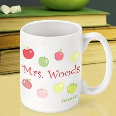 Happy Apples Teacher