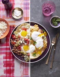 Huevos Rancheros Recipes: Two Different, Delicious Takes