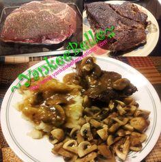 Beef Chuck Roast & Gravy