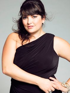 Liis Windischmann.... plus size model.