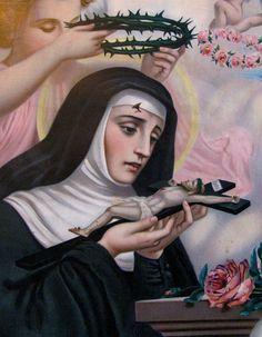 Novena to Saint Rita   Saint of the Impossible