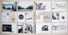 photobook layout, photobook scrapbook, car robertson, white space, project life, layout inspir, life favorit