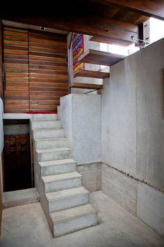 Casa Los Algarrobos / José María Sáez + Daniel Moreno Flores - © Raed Gindeya Muñoz