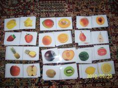 Whole and half fruits -pdf link
