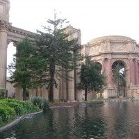 One of my favorite places to go in the city-Palace of Fine Arts