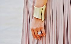 The best accessories from NYFW! Photo by Melanie Galea.