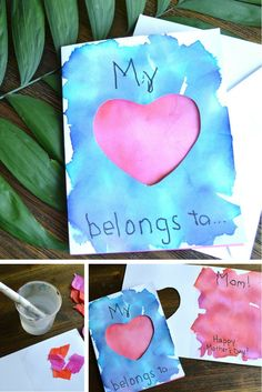 DIY Mother's Day Car