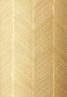 gold chevron wallpaper // chevron texture Schumacher Wallcovering