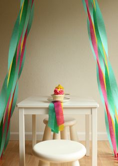How to make a mini party tent