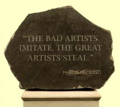 art quotes, artists, colleges, california, street art, inspiring pictures, pablo picasso, banksi, streetart
