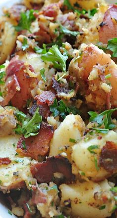 potatoes salad salad recipes potato salads yummy food german potatoes ...
