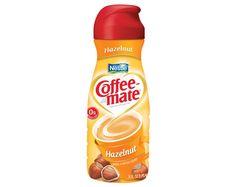 Coffee Mate Hazelnut - Yum!