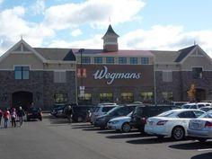 #Wegmans in Northborough MA --amazing supermarket: http://www.visitingnewengland.com/Wegmans_Northborough_MA.html