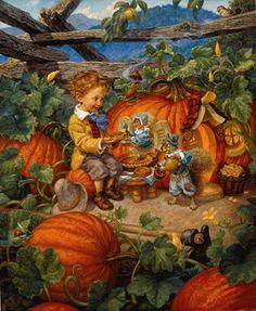 ༺♥༻ Peter Peter, Pumpkin Eater ༺♥༻