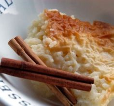 "Cinnamon Rice Pudding: ""I love the flavor of the cinnamon stick. It's much more subtle and divine than the powdered stuff. ""  —Mirj"