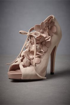 Trellised Aster Lace-Ups in SHOP Sale at BHLDN