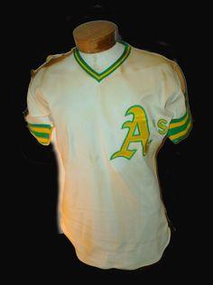 1972, 1973, 1974 oakland athletics  | Oakland A's Reggie Jackson 1973 Game Used World Series Jersey Photo ...
