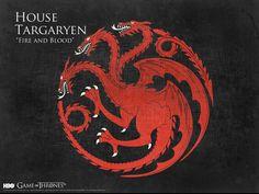 House Targaryen - Game of Thrones