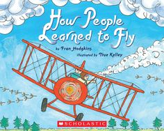 Celebrating National Aviation History Month with Children's Books