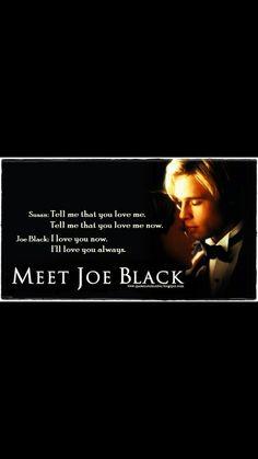 meet joe black patois script