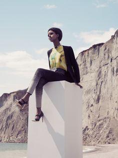 DRESS TO KILL MAGAZINE  Fashion styling: Nadia Pizzimenti, Judy Inc