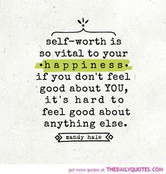 #Self #Worth - #happiness