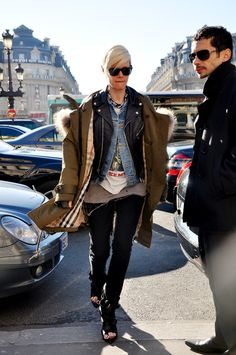 Kate Lanphear, #street style