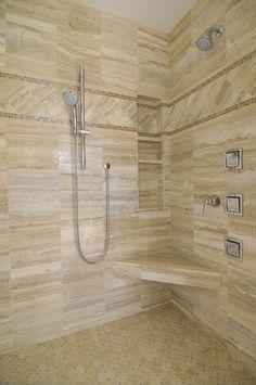 Master Bathroom Ideas @Alan Craig Craig Craig Plaisance is this the slab?