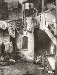 New York 1885 by ADiamondFellFromTheSky,