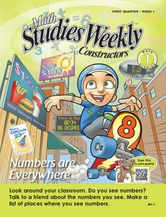 Math Weekly Newspaper***Subscription for the entire year is $9*****Awesome Resource!!!!!!!!!!