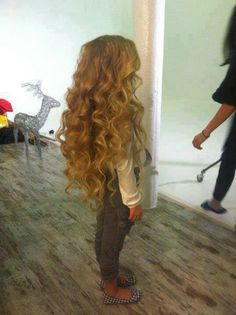 Wow GORGEOUS HAIR