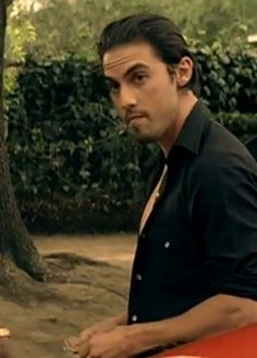 milo ventimiglia fergie music video
