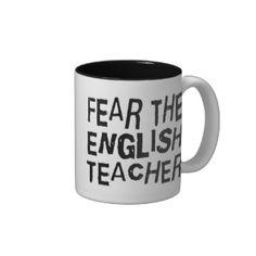 Fear the English Teacher