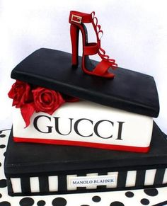 . fashion cakes, designer shoes, red shoes, shoe cakes, wedding cakes, designer cakes, cake art, bridal showers, birthday cakes