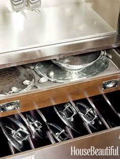 #Kitchen of the Month, October 2012, Lid Storage
