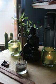 home altar -