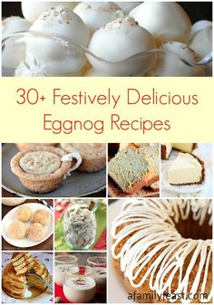 30+ Festively Delici