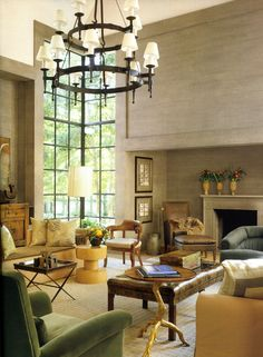 living room by mcalpine tankersley