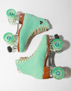 just in case it becomes a roller skating party.