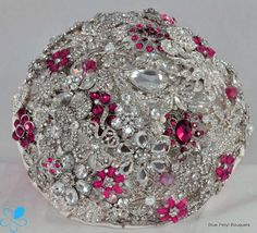 brouch bouquet, brooch bouquets, bejewel bouquet