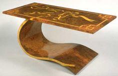 Ribbon Dragonfly Table
