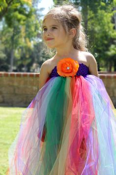 make princess tutu dress #diy #tutu
