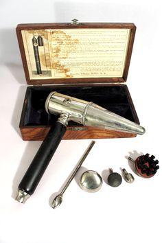 antique vibrator. crazy.