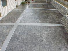 patio design, backyard patio, floor, backyard idea, stamp concret, driveway, stamped concrete, concret patio, patio ideas