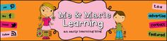 Me & Marie: Preschool Assessment Forms