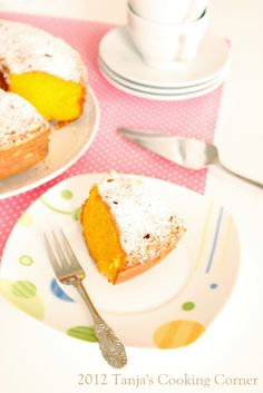 Bolo de Cenoura~ Carrot Cake Brazilian Style. A beautiful creation from @tcookingcorner